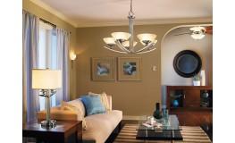 Цветная электрофурнитура – отличное сочетание с дизайном интерьера
