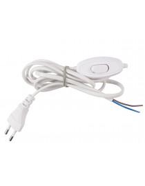 Выключатель Luxel для бра с кабелем 2м (1019)