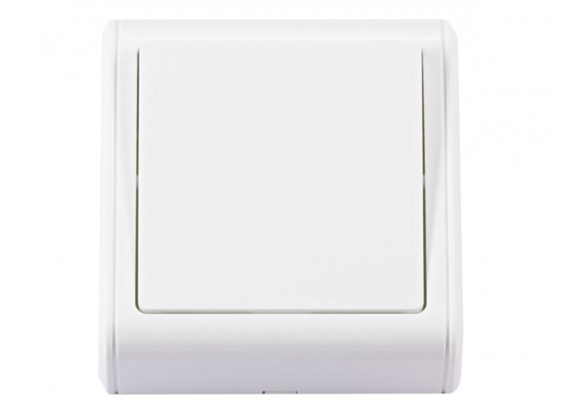 Выключатель MINIATURE (2052) белый