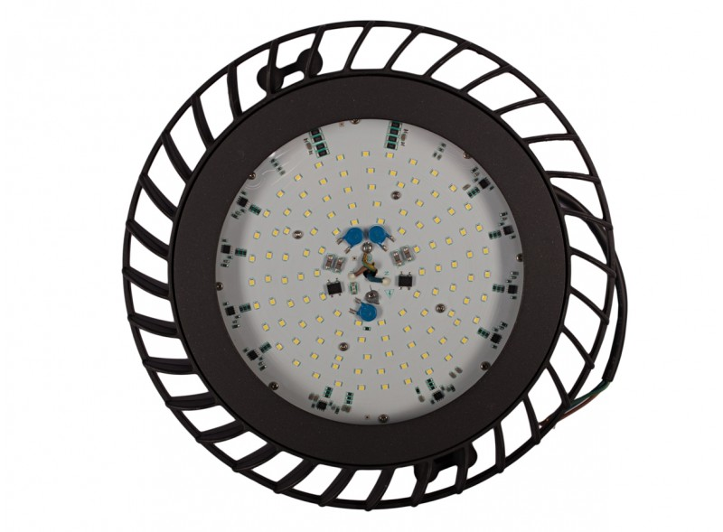 Светодиодный светильник металлический(highbay) IP65  315х150мм (LHB-100C 100W)