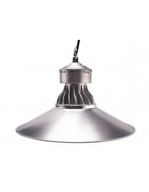Светодиодный светильник Luxel металлический (highbay) 167х90мм IP20 (LHB-26C 26W)