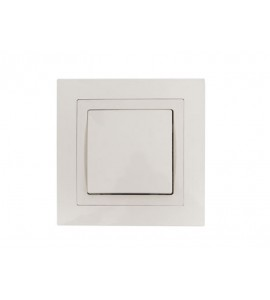 Выключатель BRAVO (5002) белый