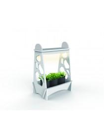 Светодиодный Фитосветильник «Мини сад» Luxel 360х240х503мм 14W(LMG-1-14N)