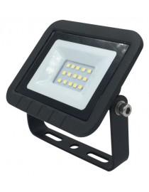 Светодиодный прожектор Luxel 100х96,5х26,4мм 220240V 10W IP65 (LED-LPE-10С 10W)