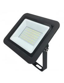 Светодиодный прожектор Luxel 205х192х25,2мм 220-240V 50W IP65 (LED-LPE-50С 50W)