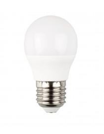 Светодиодная лампа Luxel G45 6W 220V E27 (ECO 057-NE  6W)