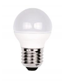 Светодиодная лампа Luxel G45 7W 220V E27 (050-H 7W)