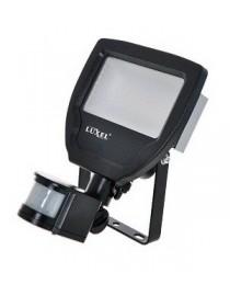 Светодиодный прожектор Luxel 254х122х51мм 220-240V 10W IP65 (LED-LPS-10-C 10W)