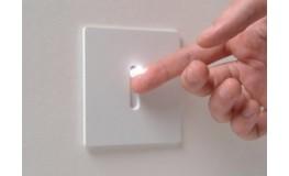 Способы установки выключателей света