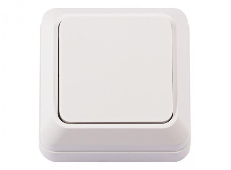 Наружный выключатель OPERA (2002) белый