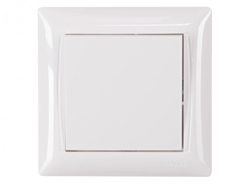 Выключатель PRIMERA (3002) белый