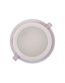 LED-панель Luxel со стеклянным декором 100х30мм 220-240V IP20 (DLRG-6N 6W)