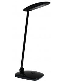 Светодиодный настольный светильник Luxel 220-240V 7W  (TL-06B) Черный