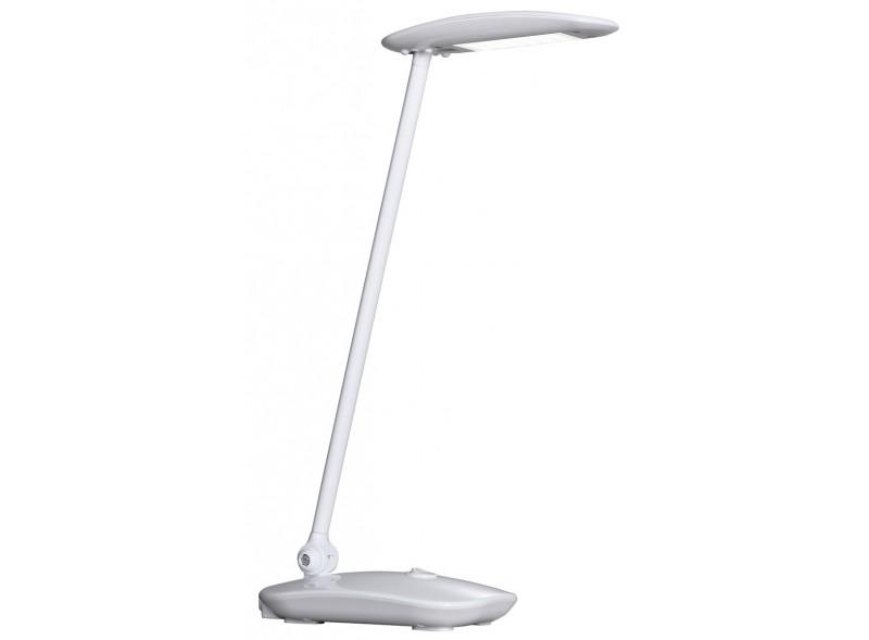 Светодиодный настольный светильник Luxel 220-240V 7W  (TL-06W) Белый