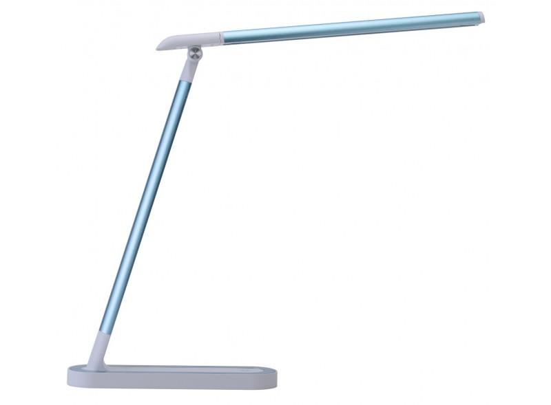 Светодиодный настольный светильник Luxel 220-240V 9W  (TL-07G) Мятный