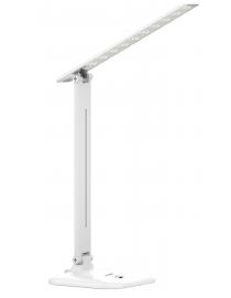 Светодиодный настольный светильник Luxel 175-260V 10W (белый) 4000K (TL-12W)