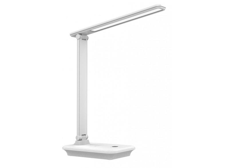 Светодиодный настольный светильник Luxel 175-260V 10W IP20 (TL-13W) Белый