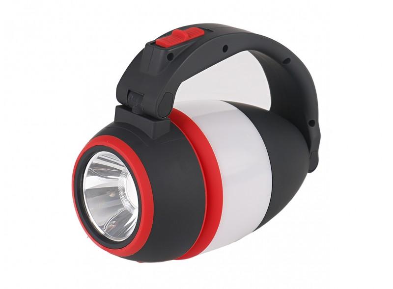 Светодиодный Многофункциональный кемпинговый фонарь - трансформер luxel 7W (TR-01R)