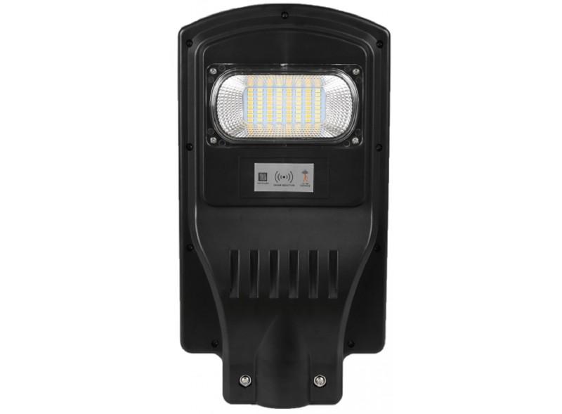 Светодиодный светильник Luxel на солнечных батареях c м/в датчиком движения IP65 40W (SSL-40C)