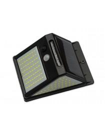 Светодиодный светильник Luxel на солнечных батареях с датчиком движения IP65 14W (SSWl-06C)