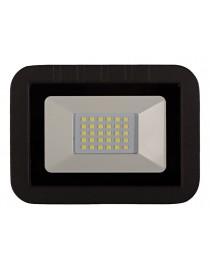 Светодиодный прожектор Luxel 100х135мм 220-240V 20W IP65 (LED-LPE-20С 20W)