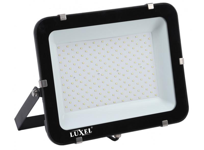 Светодиодный прожектор Luxel 408х337мм 220-240V 200W IP65 (LED-LPE-200С 200W)