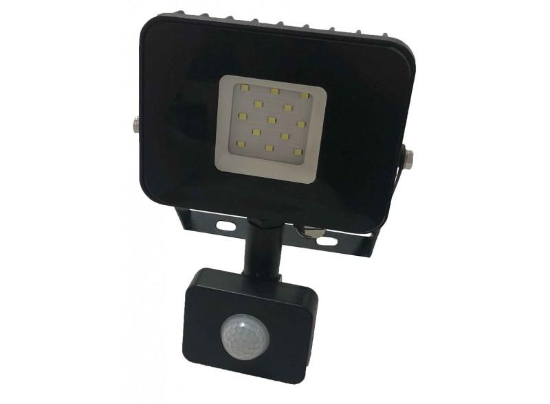 Светодиодный прожектор Luxel  220-240V 10W IP65 (LED-LPES-10C 10W)