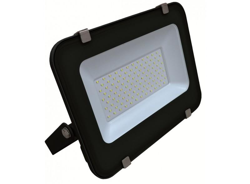 Светодиодный прожектор Luxel 320х264мм 220-240V 100W IP65 (LED-LPE-100C 100W)