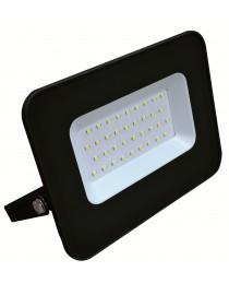 Светодиодный прожектор Luxel 135х160мм 220-240V 30W IP65 (LED-LPE-30С 30W)