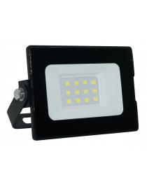 Светодиодный прожектор Luxel 98х62х35 мм 175-260V 10W IP65 (LED-LPM-10С 10W)