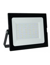 Светодиодный прожектор Luxel 183х132х36мм 175-175V 30W IP65 (LED-LPM-30С 30W)