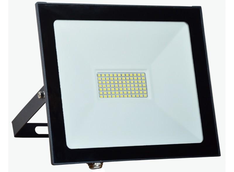 Светодиодный прожектор Luxel 210х180мм 220-240V 50W IP65 (LED-LPM-50С 50W)