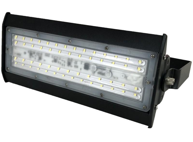Светодиодный секционный  прожектор Luxel 298х160х58мм 220-240V 50W IP65 (LED-LX-50C)