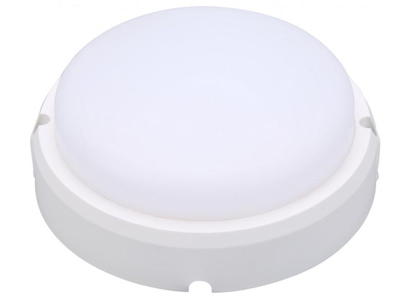 Светодиодный светильник Luxel 175x60 круг 12 w 4000 K IP65 (BSR-20N)
