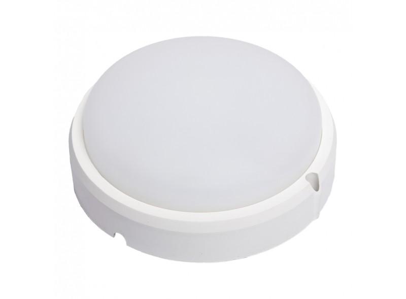 Светодиодный светильник Luxel 160x60 круг 12 w 4000 K IP65 (BSR-12N)