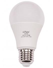 Светодиодная лампа Luxel A60 10W 220V E27 (ECO 060-HE 10W)