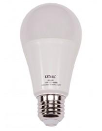 Светодиодная лампа Luxel A60 12W 220V E27 (ECO 064-HE  12W)