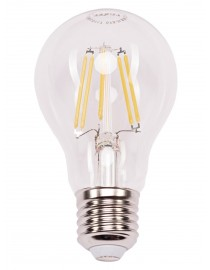 Филаментная светодиодная лампа Luxel 072-H A60 (filament) 8W E27 2700K 880 lm (072-H 8W)