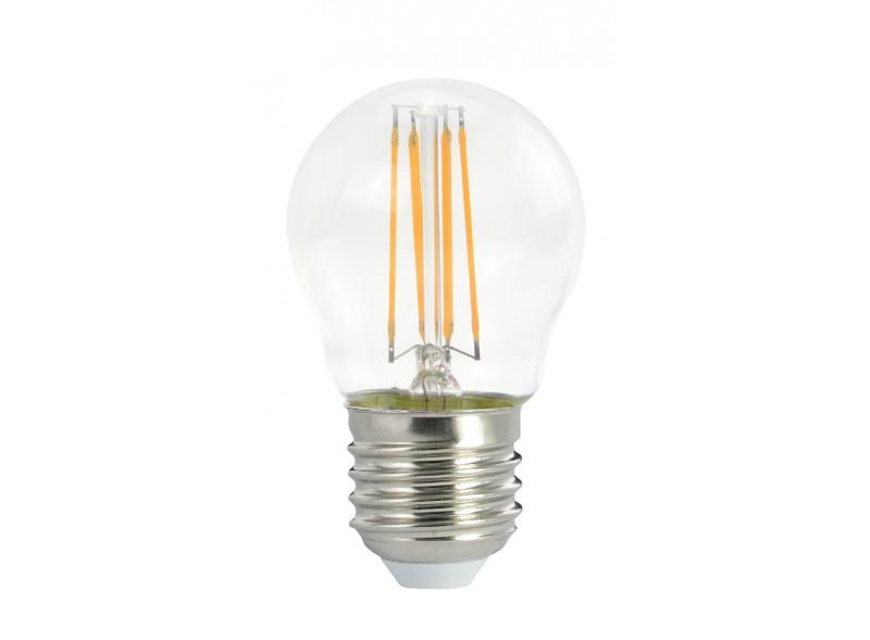 Филаментная светодиодная лампа Luxel 075-N 4W E27 4000K (075-N 4W)