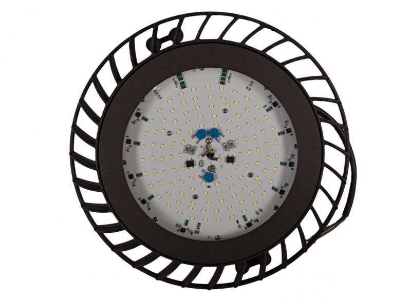 Светодиодный светильник металлический (highbay) IP65  315х150мм (LHB-100C 100W)