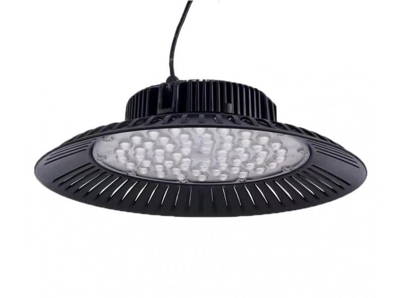Светодиодный светильник металлический (highbay) IP65 150W  350х160мм (LHB-150C 6500K)