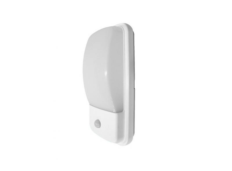 Светодиодный светильник Luxel с датчиком движения 296х146х76мм 20W IP65 (WPOS-20N)