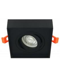 Акцентный светильник luxel GU5.3 IP20 черный (DLD-02B)