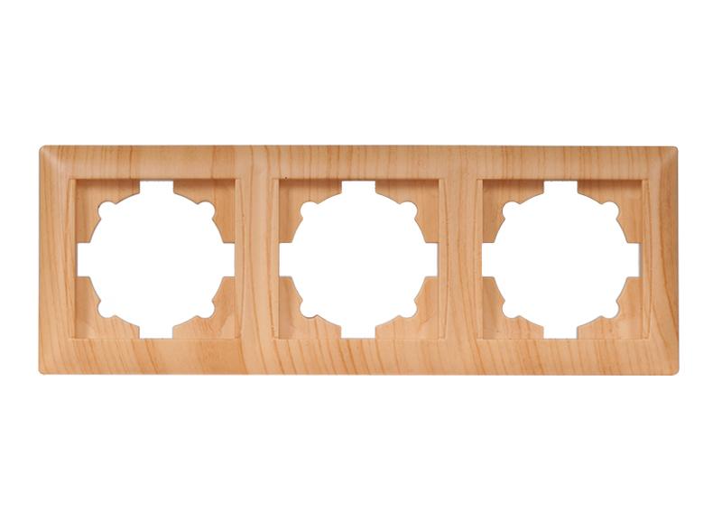 Рамка 3-я горизонтальная PRIMERA (3823) сосна