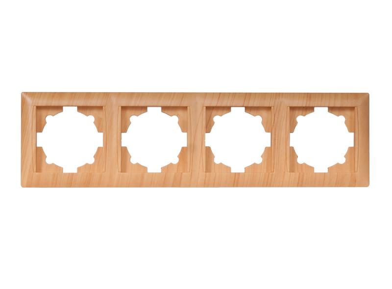 Рамка 4-я горизонтальная PRIMERA (3824) сосна