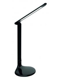 Светодиодный настольный светильник Luxel 220-240V 10W IP20 (черный)+ночник (TL-01B)
