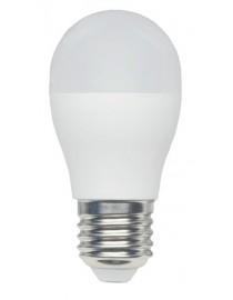 Светодиодная лампа Luxel G45 10W 220V E27(ECO 058-NE  10W)